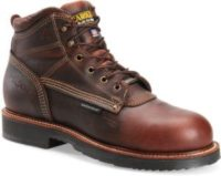 Carolina Boot CA1815 Sarge Lo Waterproof Comp Toe Brown