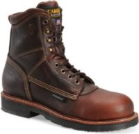 Carolina Boot CA1816 Waterproof Comp Toe Boot Brown