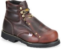 Carolina Boot 508 Int Metguard Brown