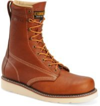 Carolina Boot CA7001 Amp Wedge Sole Boot Tan