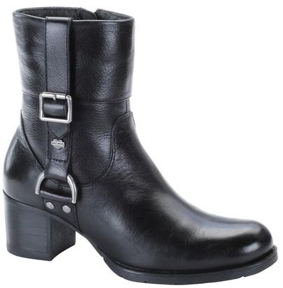 Harley Womens Zip Boot