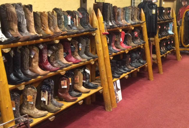 Cowboy Boots Chester Boot Shop