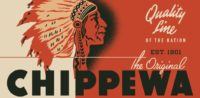 Chippewa Original 1901 Logo