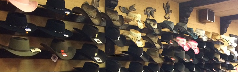 Western Hats Picture