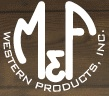 M and F western Logo