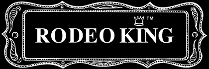 Rodeo King Hats Logo