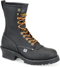 Carolina Boot 922 Maple Logger Black