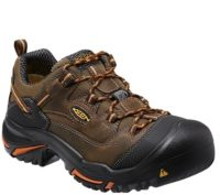 Keen Braddock Soft Toe Shoe