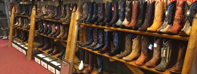 Western Cowboy Boots Chester Boot Shop