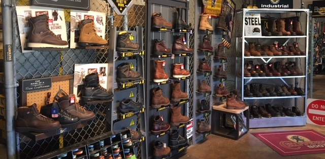 Men's Work Shoes And Boots – Chester Boot Shop