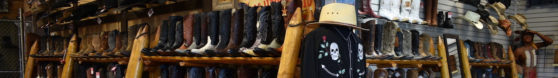 Chester boot Shop Western Boots