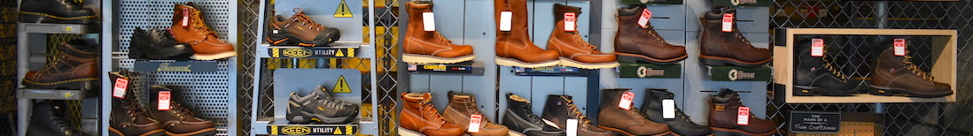 Chester Boot Shop Work Boots