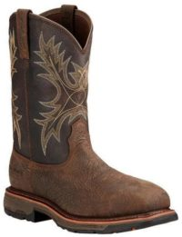 Ariat Workhog Square Toe
