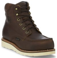 "Chippewa Edge Walker 6"" Comp Toe"