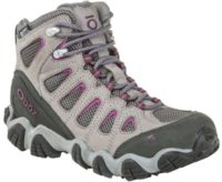 Oboz Hiking Shoes Sawtooth 2 Mid Women's