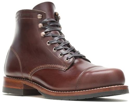 Wolverine 1000 Mile Cap Toe Brown